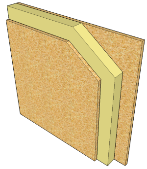 Anatomy of a Structural Insulated Panel